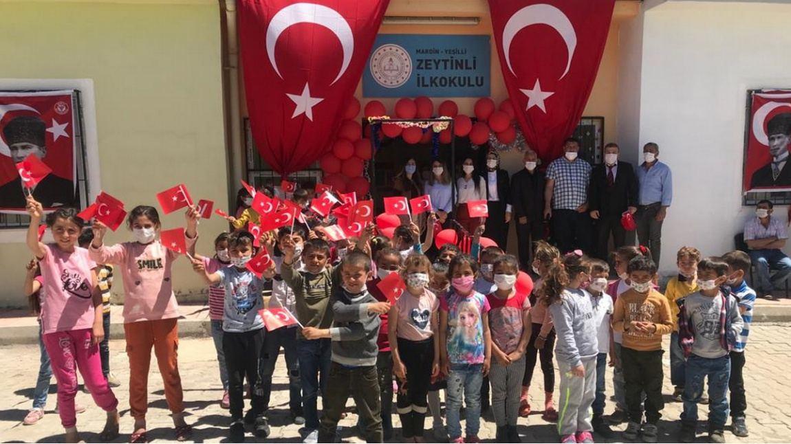 Sn. Bakanımızın Katılımı İle Anaokulu Binamızın Açılışı Yapıldı